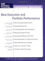 Best Execution And Portfolio Performance - Gene A. Gohlke, Wayne H. Wagner, Joanne M. Hill