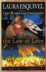 The Law of Love - Laura Esquivel, Margaret Sayers Peden