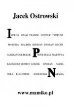 IPN - Jacek Ostrowski
