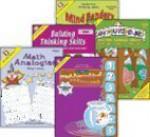 CogAT® Prep Bundle for Kindergarten (Cognitive Abilities Test® Prep Bundles, K) - Howard Black, Cheryl Block, Doug Brumbaugh, Linda Brumbaugh, Eric Cardinale, Robin MacFarlane, Sandr