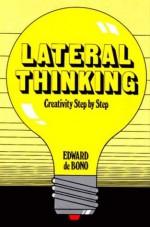 Lateral Thinking: Creativity Step by Step (Perennial Library) - Edward De Bono