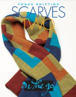 Vogue Knitting on the Go! Scarves Two - Trisha Malcolm