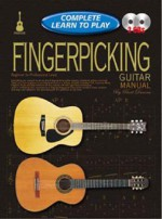 Fingerpicking Guitar Manual: Complete Learn To Play Instructions (Complete Learn To Play) - Brett Duncan