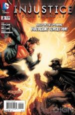 Injustice: Gods Among Us #2 - Tom Taylor, Jheremy Raapack, Bruno Redondo