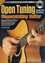 Open Tunings Fingerpicking Guitar Method [With CD] - Brett Duncan