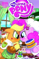 My Little Pony Friends Forever #1 (1:10 Retailer Incentive Variant Edition) - Alex De Campi, Carla Speed McNeil