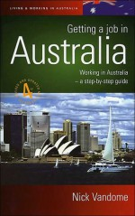 Getting a Job in Australia - Nick Vandome