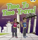 Time to Time Travel Purple 1 - Helen Chapman