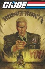 G.I. JOE Volume 1: Homefront (G.I. Joe (IDW Numbered)) - Fred Van Lente, Steve Kurth