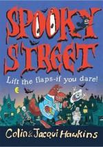 Spooky Street. Colin & Jacqui Hawkins - Colin Hawkins