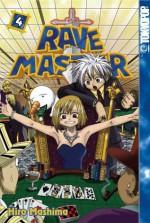 Rave Master, Vol. 4 - Hiro Mashima