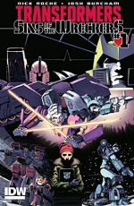 Transformers: Sins of the Wreckers #1 (of 5) - Nick Roche, Nick Roche