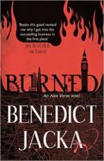 Burned - Benedict Jacka