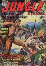 Jungle Stories - Summer/40 - John Peter Drummond, George Gross