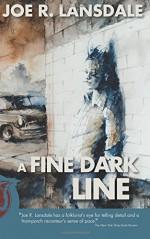A Fine Dark Line - Joe R Lansdale, Daniele Serra