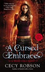 A Cursed Embrace - Cecy Robson