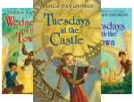 Castle Glower (3 Book Series) - Jessica Day George, Jessica Day George