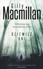 Dziewiec dni - Gilly MacMillan