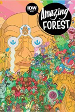 Amazing Forest (2016-) #2 - Ulises Farinas, Erick Freitas, Ulises Farinas, Caitlin Rose Boyle, Angelica Blevins, Buster Moody, Jack Forbes