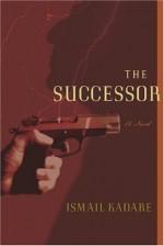 The Successor - Ismail Kadaré, David Bellos