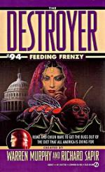 Feeding Frenzy - Will Murray, Warren Murphy, Richard Ben Sapir