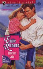 Duncan's Lady (Heartbreakers, The Men Of Midnight) (Silhouette Intimate Moments, #625) - Emilie Richards