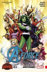 A-Force Vol. 0: Warzones! - G. Willow Wilson, Marguerite Bennett, Jorge Molina