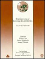 The Greening of Economic Policy Reform - Mohan Munasinghe, Wilfrido Cruz
