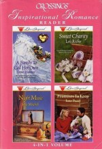 Crossings Inspirational Romance Reader - Irene Hannon, Lois Richer, Sara Mitchell, Jane Peart