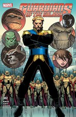 Guardians of the Galaxy (2015-) #2 - Brian Bendis, Valerio Schiti, Arthur Adams