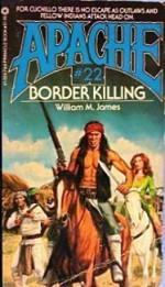 Border Killing - William M. James