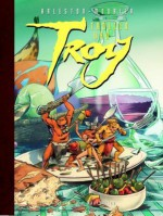 Haarballen (Trollen van Troy, #15) - Christophe Arleston, Jean-Louis Mourier, Claude Guth, Sébastien Lamirand