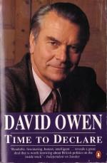 Time To Declare - David Owen