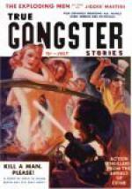 True Gangster Stories July 1941 - David Goodis