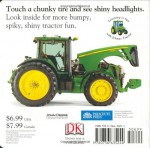John Deere: Touch and Feel: Tractor (Touch & Feel) - Parachute Press, DK Publishing, Parachute Press