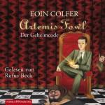 Der Geheimcode (Artemis Fowl 3) - Eoin Colfer, Rufus Beck, HörbucHHamburg HHV GmbH