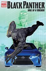 Black Panther: Soul Of A Machine (2017) #1 Kindle & comiXology - Fabian Nicieza, Ariel Olivetti, Andrea DiVito