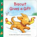 Biscuit Gives a Gift - Alyssa Satin Capucilli, Pat Schories