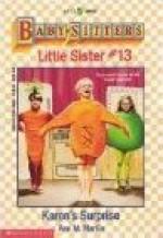 Karen's Surprise (Baby-Sitters Little Sister, #13) - Ann M. Martin, Susan Tang