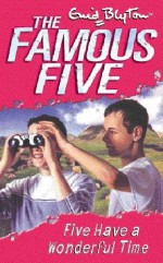 Five Have a Wonderful Time - Enid Blyton
