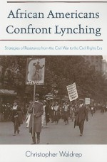 African Americans Confront Lynching: Strategies of Resistance from the Civil War to the Civil Rights Era - Christopher Waldrep