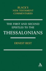 1 & 2 Thessalonians - Ernest Best