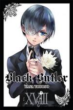 Black Butler, Vol. 18 - Tomo Kimura, Yana Toboso