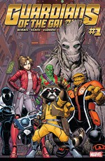 Guardians of the Galaxy (2015-) #1 - Brian Bendis, Valerio Schiti, Arthur Adams