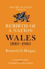 Rebirth of a Nation: Wales, 1880-1980 - Kenneth O. Morgan