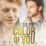 Color of You - C.S. Poe, Greg Boudreaux