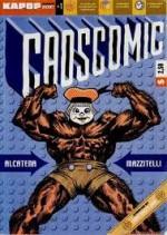 Caoscomic (Colección Wow! #1) - Eduardo Mazzitelli, Enrique Alcatena, Lucas Varela, Gustavo Sala