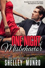 One Night of Misbehavior - Shelley Munro