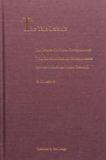 The Leibniz-De Volder Correspondence: With Selections from the Correspondence Between Leibniz and Johann Bernoulli - Gottfried Wilhelm Leibniz