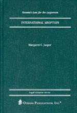International Adoption - Margaret C. Jasper
